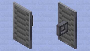 Scaly shield Minecraft Mob Skin