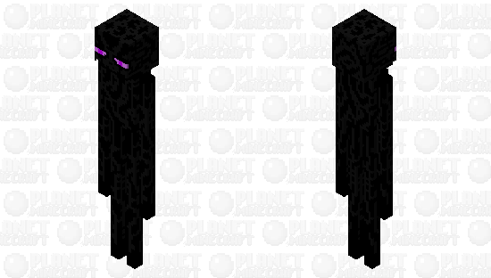 Ender Who? || [HD] Minecraft Skin