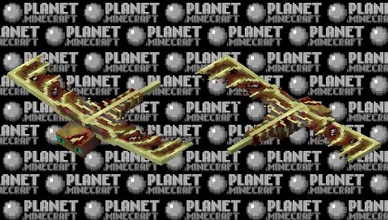 Zombie phantom Minecraft Skin