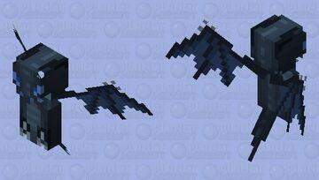 Lil wyvern Minecraft Mob Skin