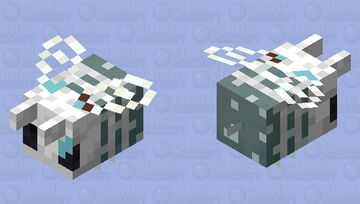 Sans Bee 💀 Minecraft Mob Skin