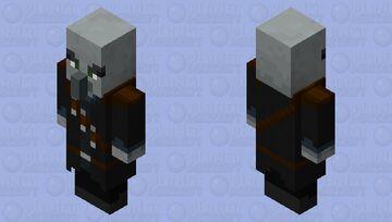 Pillager Tracker Minecraft Mob Skin