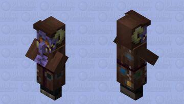 Night Hag Minecraft Mob Skin