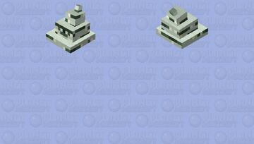 Illuminati Minecraft Mob Skin