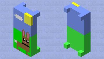 Bunny Time Bunny Bunny Bunny Time!!!!!!! Minecraft Mob Skin