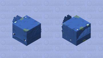 aquatic strider Minecraft Mob Skin