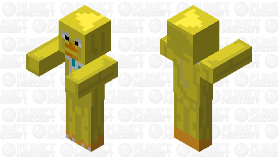 chica (FNaF) Minecraft Skin