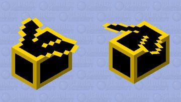 Computer bee Minecraft Mob Skin