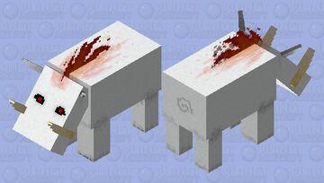 Pegasaurus Minecraft Mob Skin
