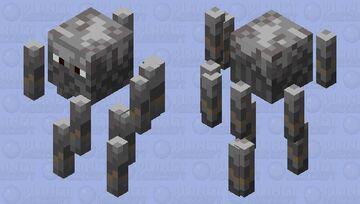 basalt/congealed blaze Minecraft Mob Skin