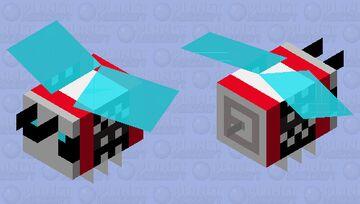 Tin of Bee-ns Minecraft Mob Skin