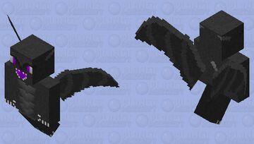 Humanoid Dragon (jk it's a vex skin) Minecraft Mob Skin