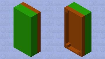 block bed Minecraft Mob Skin