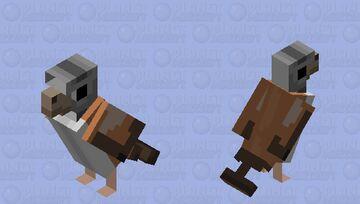 Archaeopteryx (Minozoic. Dino.) Minecraft Mob Skin