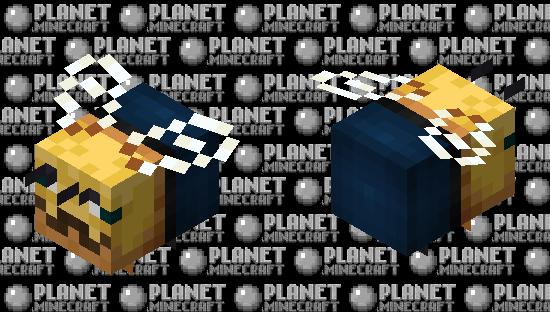 ~Пчелоба-а-а-ав~Pchelobav~BeeBav~ Minecraft Skin