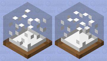Snow Globe Slime Minecraft Mob Skin