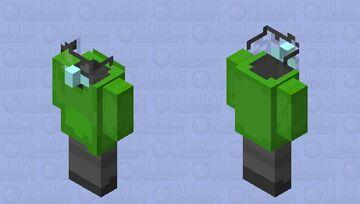 Sinus is gonna freaking kill you. [SinusVillage] Minecraft Mob Skin