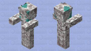𝕮𝖚𝖗𝖘𝖊𝖉 𝕮𝖔𝖗𝖕𝖘𝖊  (Pigman Skin) Minecraft Mob Skin