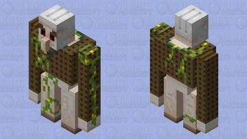Average Iron Golem Enjoyer - Meme Minecraft Mob Skin