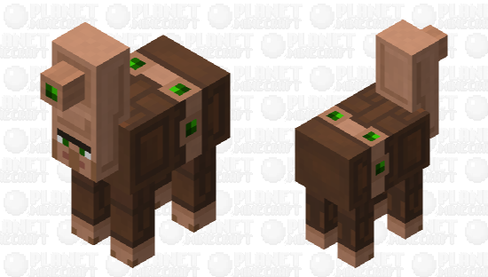THE ORACLE Minecraft Skin