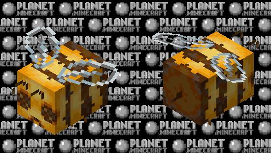 Blooming Bee Minecraft Skin