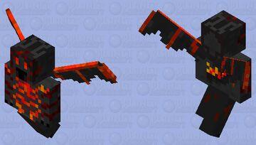 Balrog (LOTR) Minecraft Mob Skin