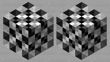 Chess Slime Minecraft Mob Skin