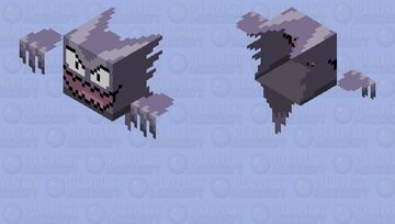 Haunter Minecraft Mob Skin