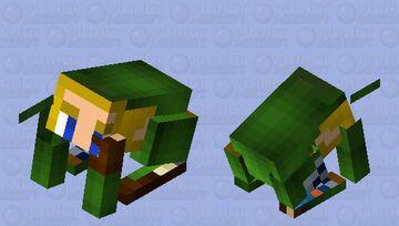 it's so preety Minecraft Mob Skin