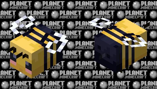Cutesy Bee Minecraft Skin