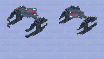 Vulture Droid Minecraft Mob Skin