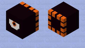 Dark matter ghast Minecraft Mob Skin
