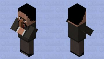 MUMBO HRRBO Minecraft Mob Skin