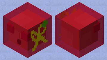 Gift is slimy Minecraft Mob Skin