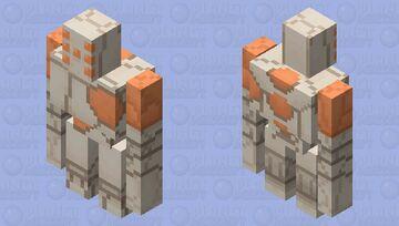 Regirock Minecraft Mob Skin