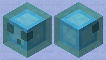 River Slime Minecraft Mob Skin