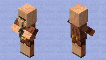 Vigllin Minecraft Mob Skin