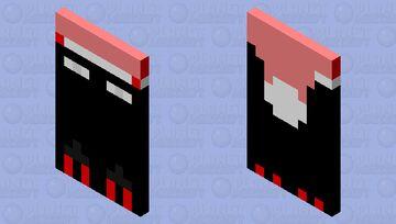 Christmas WisPer Cape Minecraft Mob Skin
