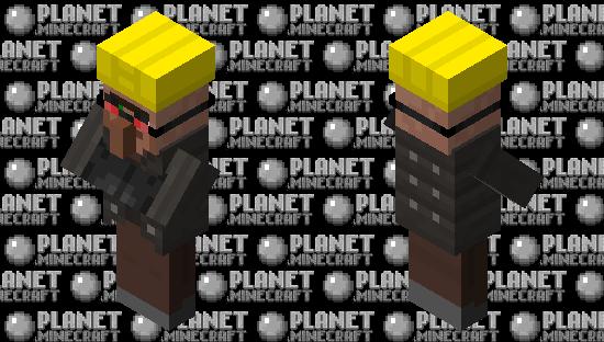 Engineer Villager Minecraft Skin