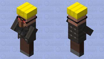 Engineer Villager Minecraft Mob Skin