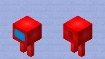 Among Us (Mini) Minecraft Mob Skin