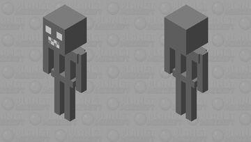 Endo Minecraft Mob Skin