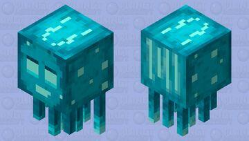 Glow Ghast Minecraft Mob Skin