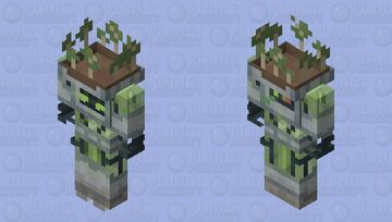 Robotic Arborist [Contest Entry] Minecraft Mob Skin