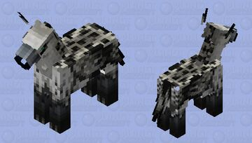 Gryphon (better in 3d) Minecraft Mob Skin