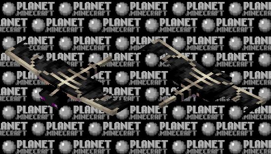 Ender Dragon Phantom Minecraft Skin