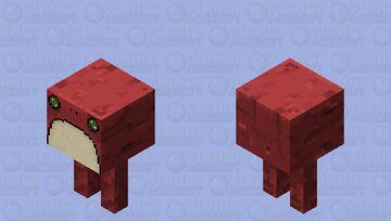 Toad Strider Minecraft Mob Skin