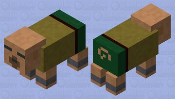Runescape Bots Be Like Minecraft Mob Skin