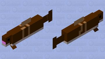 my mouse jelly bean Minecraft Mob Skin