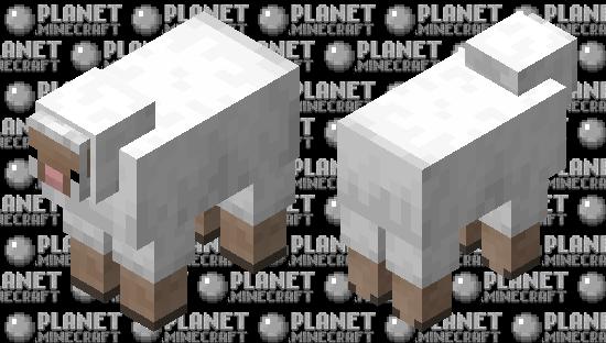 cute sheep Minecraft Skin